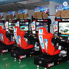 32 Inch Car Simulator Racing Arcade Machine W1130 * D1657 * H2109mm Size
